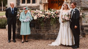 Prinzessin Beatrice hat heimlich geheiratet