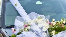 Polizei stoppt Hochzeitskorso nach Schuss und Unfall