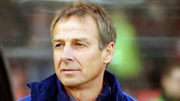 Klinsmann offen für Rückkehr zum VfB