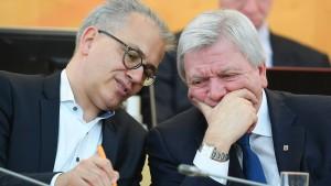Große Koalition oder Jamaika in Hessen