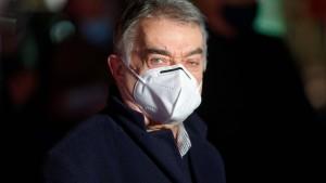Trotz Pandemie Präsenz-Feiern im NRW-Innenministerium