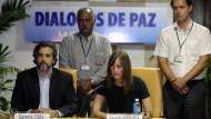 Farc stimmen Freilassung des entführten Generals zu