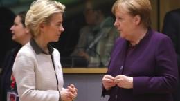 """EU-Haushaltsgipfel in Brüssel vor """"komplizierter Aufgabe"""""""