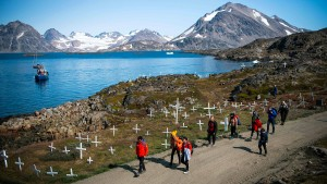 Touristenboom auf Kosten der Natur?