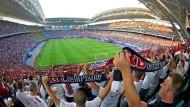 Die Bundesliga steigert ihren Umsatz weiter.