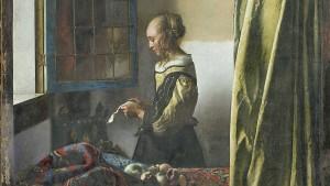 Vermeers Briefleserin war nicht allein