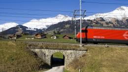 Warum die Schweizer Bahn nun deutsche Lokführer umwirbt