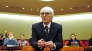 Muss sich vor Gericht verantworten: Formel 1-Chef Bernie Ecclestone