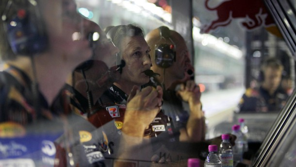 Sebastian Vettel prägt die  Formel 1
