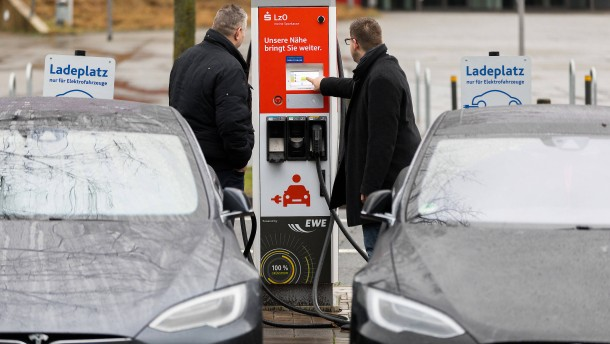 Nur wenige nutzen Kaufprämie für E-Autos