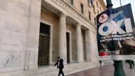 EZB untersucht 470-Millionen-Kredit der Athener Notenbank