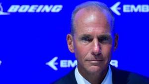Boeing-Chef gibt Verwaltungsratsvorsitz ab