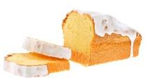 Zitronenkuchen: Er kann auch mit der Hälfte Zucker gebacken werden als angegeben, schlägt Debeugny vor. Probieren Sie es mal aus.