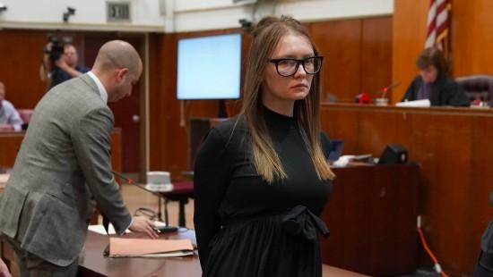 Hochstaplerin Sorokin muss ins Gefängnis