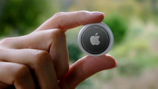 Apples neuer Tracker und ein alter Streit