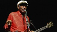 Rock-'n'-Roll-Legende Chuck Berry ist tot
