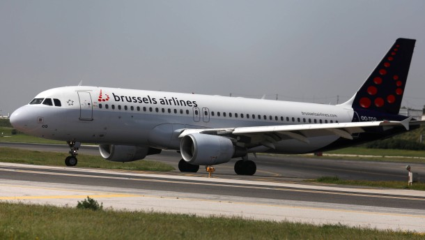 Streik bei Brussels Airlines trifft 60.000 Passagiere