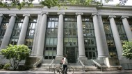 Im Zentrum des Rassenkonflikts: der Campus der Harvard Law School