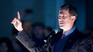 Santorum zieht an Romney vorbei