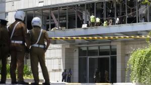 Hauptverdächtiger nach Anschlägen von Sri Lanka gefasst