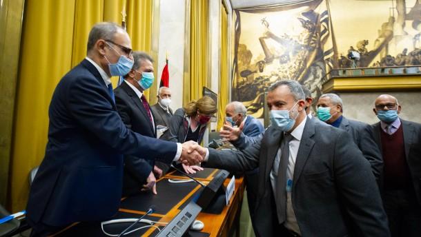 Ein neuer Start für Libyen?