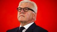 Frank-Walter Steinmeier: Der SPD-Politiker wird in drei Monaten neuer Bundespräsident werden.