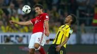 BVB und Bayern kämpfen um den ersten Titel der Saison