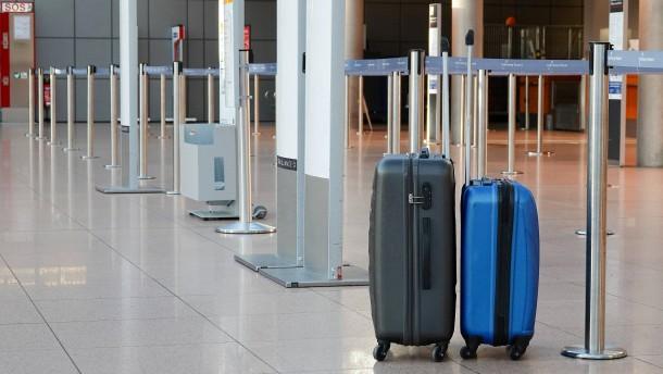 Airlines halten Kunden hin