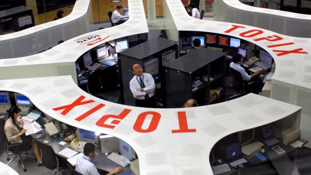 Börse Tokio