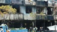 Gasexplosion erschüttert Großstadt