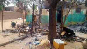 Fast 100 Tote bei Angriff auf ein Dorf in Mali