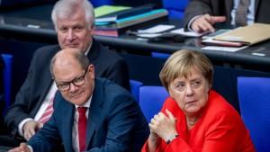 Jeder dritte Deutsche könnte auf SPD verzichten