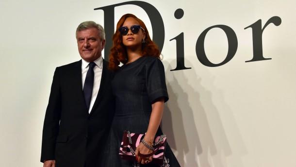 """""""Rihanna hilft uns bei der Markenbildung"""""""