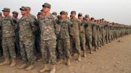 Vereinigte Staaten stärken Militärpräsenz in Bagdad