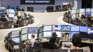 Die Trump-Wette am Aktienmarkt