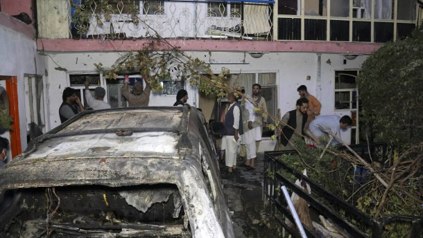 US-Militär prüft nach Luftschlägen Berichte zu zivilen Opfern