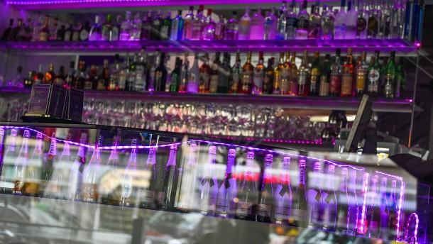 Die Deutschen trinken weniger Alkohol