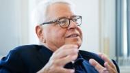 Stabilität statt Abstiegsstrudel: Wolfgang Steubing hat Wünsche.