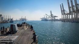 """Arabische Emirate melden """"Sabotage-Einsätze"""" gegen Handelsschiffe"""