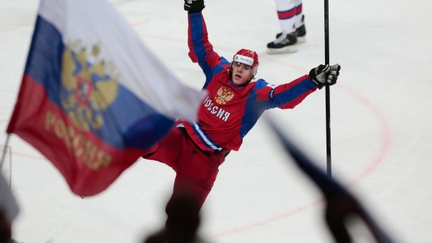 Russland ist Eishockey-Weltmeister