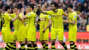 Dortmund reichen ein paar beherzte Minuten