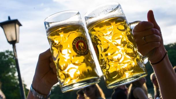 In München gilt nun abendliches Alkoholverbot