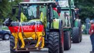 EU-Kommission spielt Milchkrise herunter