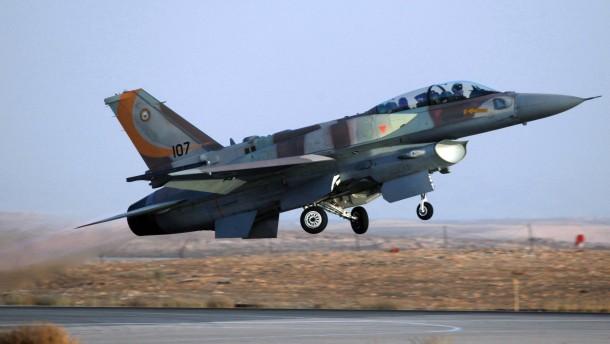 Israelische Militäraktion löst Besorgnis aus