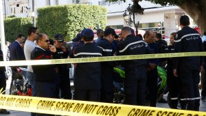 Dutzende Verletzte bei Selbstmordattentat