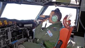 Pilot soll  nach Kursänderung noch gefunkt haben