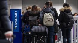 Ryanair & Co. bescheren Frankfurt Passagierrekord