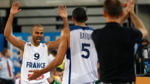 Frankreich erstmals Europameister