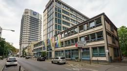 90 Jahre Kontroversen um Frankfurts erstes Hochhaus
