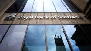 Großbritannien verkauft RBS-Aktien mit Milliardenverlust